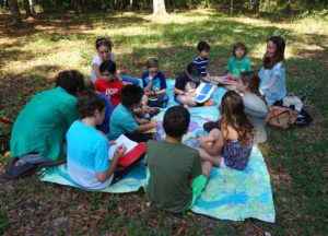 Elementary students celebrate Earth Day