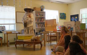 Elementary students get buzzed about bees