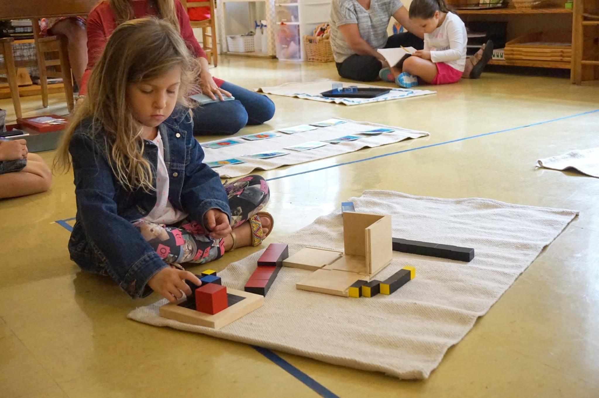 Montessori Tides October Lower Elementary Community News