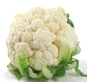 The Benefits of Cauliflower with Recipe