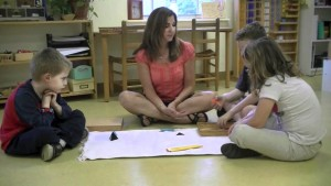 Montessori Language Lesson: Introduction to Articles