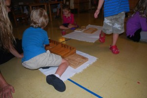 Montessori Tides Tip of the Day: Children Under 4 May Prefer to Play Alone