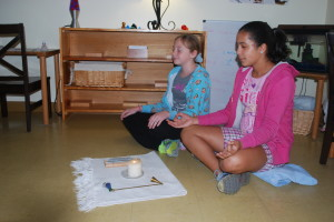 Upper Elementary: Practicing Mindfullness