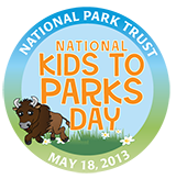Ready, Set, Play… May 18th is National Kids to Parks Day