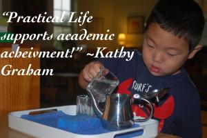 Montessori Tides Primary Curriculum: Practical Life
