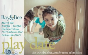 MTS Playdate at Bay & Bee!