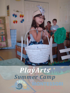 MTS Summer Camp Provides Exposure to the Arts!