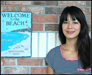 Tides Teacher Feature: Anna Schultz
