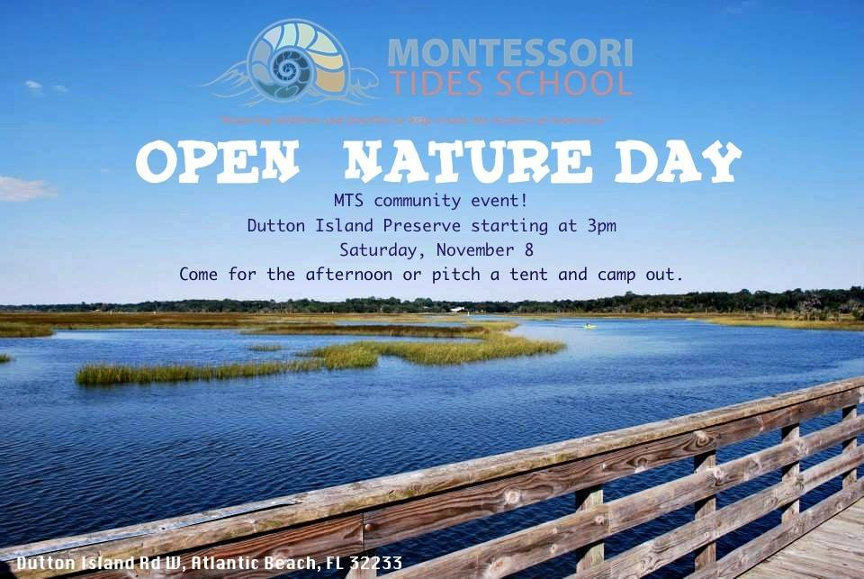 Open Nature Day