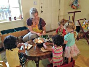 November Toddler News