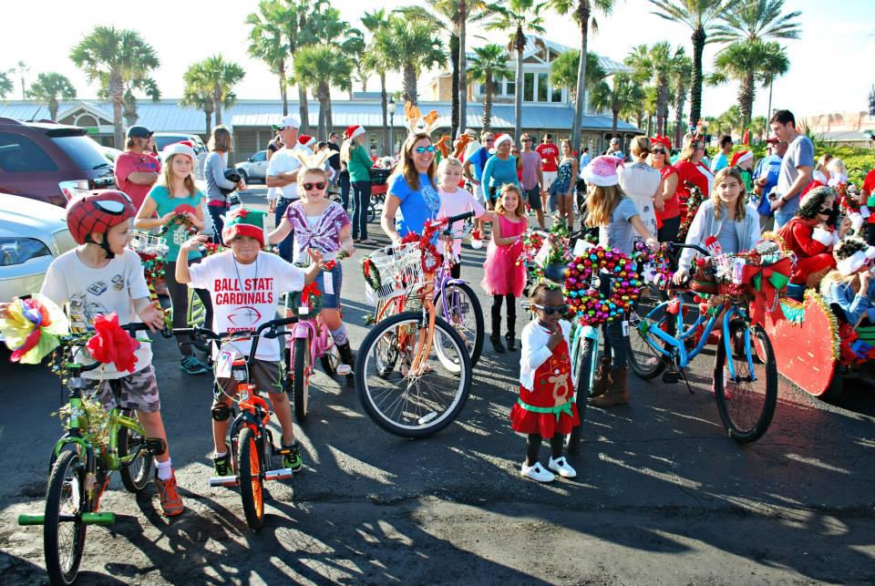 Holiday Bike Parade