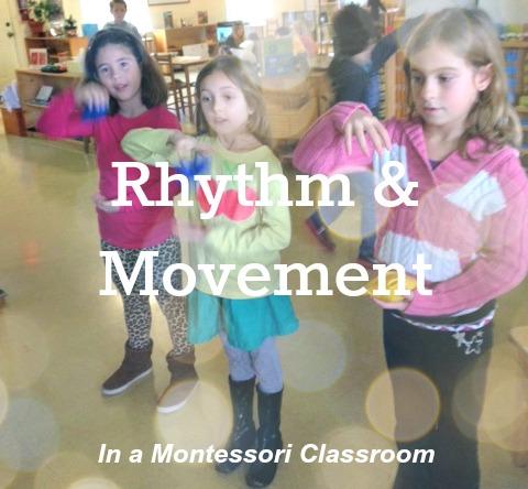 Montessori Rhythm & Movement