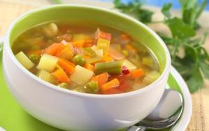 Potluck Soup, November Themes